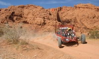 Valley of Fire ATV-Tour ab Las Vegas, Las Vegas, Geländewagen- und Off-Road-Touren