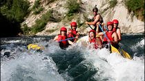 Rafting on Sava Dolinka River, Bled