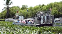 Everglades Airboat Tour With Private Ground Transportation, Miami