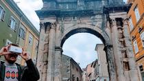 Pula Virtual Reality Self-Guided Walking Tour, Pula, Self-guided Tours & Rentals