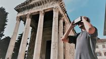 Pula Virtual Reality Walking Tour, Pula
