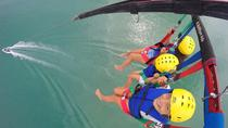 Triple Parasail Flight over the Bay of Islands, Bay of Islands, Ports of Call Tours