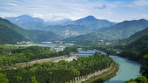 Chengdu Private Day Trip: Dujiangyan Irrigation System and Mount Qingcheng, Chengdu, Day Trips