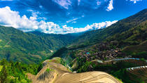 One-day Private Tour of Longji Terraced Rice Fields and Ping'an Zhuang Ethnic Village from Guilin, ...