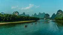 One-day Private Tour with Li River Cruise from Guilin Downtown and Sightseeing in Yangshuo, Guilin, ...