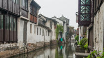 Private Day Tour of Suzhou Garden and Zhouzhuang Water Town, Suzhou, Private Sightseeing Tours