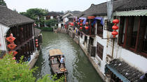 Private Day Tour of Zhujiajiao Water Town from Shanghai, Shanghai, Private Day Trips