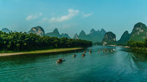 Private Li River Cruise, Yangshuo Sightseeing from Gullin, Guilin, Day Trips