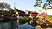 Private Suzhou Day Tour of Tiger Hill and Gardens, Suzhou, Private Sightseeing Tours