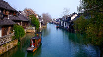 Private Wuzhen Water Town And West Lake Day Tour From Hangzhou, Hangzhou, null