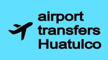 Shared transfer for departures: Hotels from Huatulco to Huatulco Airport, Huatulco, Airport & ...