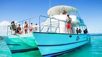 Punta Rusia Catamaran Sail from Rio San Juan, Puerto Plata, Day Cruises