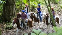 Horseback riding and cultural Maleku Indigenous Reserve in Arenal La Fortuna, La Fortuna,...