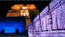 Uxmal Tour with Light and Sound Show, Merida, Light & Sound Shows