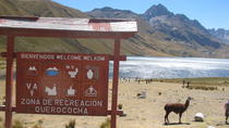Querococha Lake and Chavin Ruins Private Tour from Huaraz, Huaraz