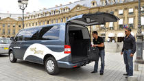 Paris Private Arrival Transfer: Charles de Gaulle (CDG) or Orly (ORY), パリ