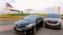Paris Private Arrival Transfer: Charles de Gaulle (CDG) or Orly (ORY), Paris, null