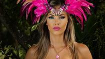 Cultural Carnival Headpiece Making Class, Nassau, Cultural Tours