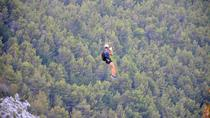 Split Zip-lining for Foodies, Split, Ziplines