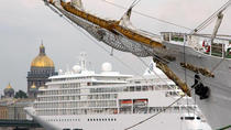 Mini-Group 2 Day City and Suburbs Tour with the Boat Ride, St Petersburg, Ports of Call Tours