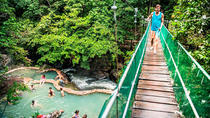 Hot Springs Tour at Rincon de la Vieja Volcano, Playa Hermosa, Nature & Wildlife