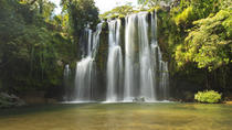 Visit Cortes Waterfall from Playa del Coco, Liberia, Hiking & Camping