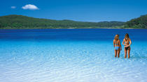 Fraser Island 4WD Tour from Noosa or Rainbow Beach, Rainbow Beach, Day Trips