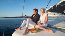 Private Luxury Catamaran Cruise of Santorini, Santorini, Catamaran Cruises