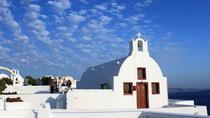 Private Shore Excursion: Best of Santorini Customized Tour