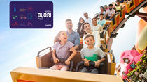Dubai Unlimited Pass including IMG World of Adventure, Dubai, Sightseeing Passes