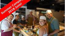 Tokyo Tsukiji Outer Market Walking Tour and Rolled Sushi Class, Tokyo, Cooking Classes