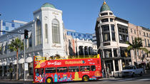 Hollywood Pass: Madame Tussauds Hollywood, Movie Stars Homes Tour en Hop-on Hop-off Double Decker Bus, Los Angeles, Stadstours