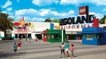 LEGOLAND Kalifornien med transport, Los Angeles, Theme Park Tickets & Tours