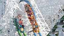 Six Flags Magic Mountain - Tagestour ab Anaheim, Anaheim & Buena Park, Theme Park Tickets & Tours