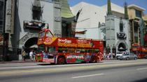 Tour di Las Vegas con autobus a due piani hop-on/hop, Los Angeles