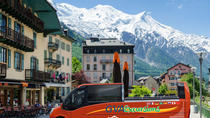 Chamonix Day Trip from Geneva with Open Top Bus (Including attraction tickets), Geneva, Day Trips