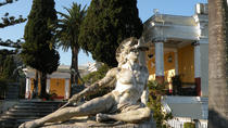 Private Shore Excursion: Corfu Town and Achillion Palace Tour, Corfu, Custom Private Tours