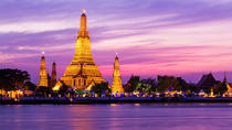 Bangkok Sunset Bike Tour Including Dinner, Bangkok, Bike & Mountain Bike Tours