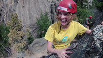 Discover Rock Climbing Adventure, Custer, Climbing