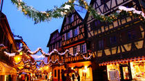 Alsace Christmas Markets Tour with Local Winery Visit from Strasbourg, Strasburgo