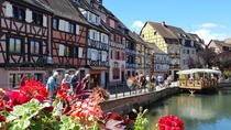 Full-Day Private Tour: Colmar and Alsace Wine Route from Strasbourg, Strasbourg, Private...