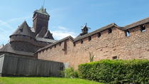 Full-Day Private Tour: Haut-Koenigsbourg and Alsace Wine Route from Strasbourg, Strasbourg,...