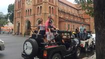 Ho Chi Minh City Private Half-Day Tour by Jeep, Ho Chi Minh City, City Tours