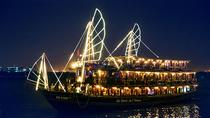 Private Ho-Chi-Minh-Stadt-Abend-Tour und Dinner Cruise, Ho Chi Minh City, 4WD, ATV & Off-Road Tours