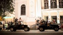 Private Jeep City Tour Saigon by Night and Skybar Drink, Ho Chi Minh City, Night Tours