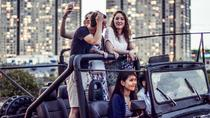 Private Jeep Tour Saigon by Night Including Dinner, Ho Chi Minh City, Night Tours