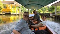 Half-Day Private Tour of the Bangkok Canals, Bangkok, Literary, Art & Music Tours