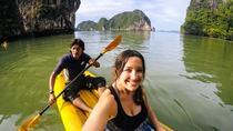 Phang Nga Bay Snorkeling and Canoeing Tour from Phuket by Speedboat, Phuket, Kayaking & Canoeing
