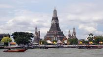 Private Bangkok in One Day with Chao Phraya River Cruise