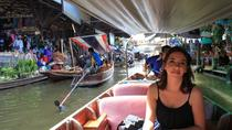 Private Half-Day Floating Market Tour from Bangkok, Bangkok, Market Tours